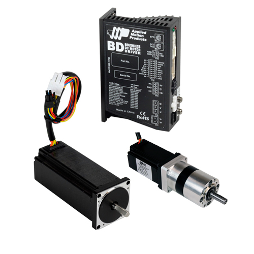 BRUSHLESS DC PRODUCTS